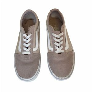 Vans Sneakers Pink Lace-up Size 8